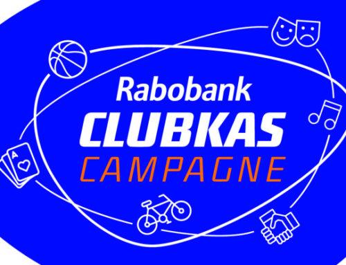 Rabobank Clubkascampagne weer in aantocht!