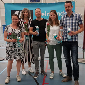 badminton bekers hbb kampioenen someren 1