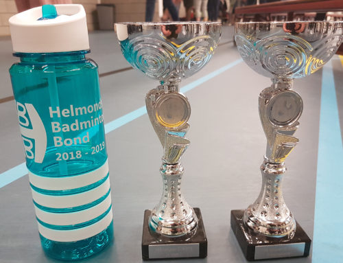 2 kampioensteams gehuldigd in Helmond