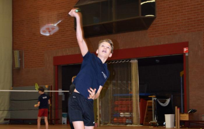 Badminton corona update someren asten