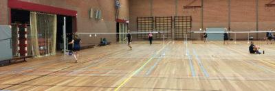 badminton someren sporten volwassenen corona